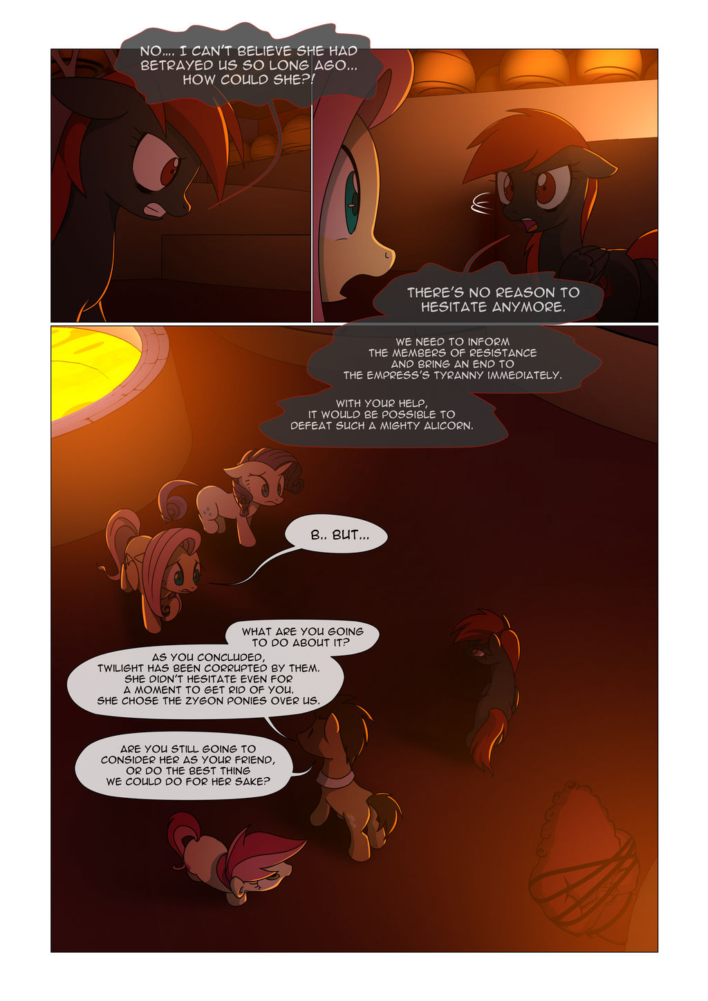 Recall the Time of No Return[Eng] - page 161
