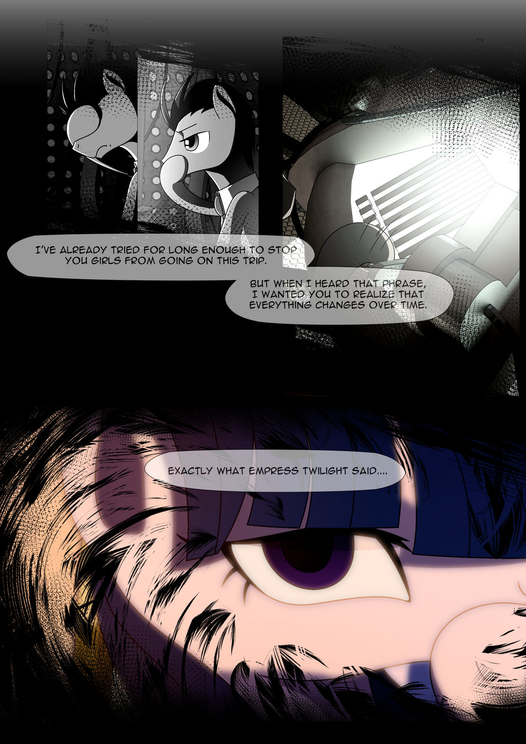 Recall the Time of No Return[Eng] - page 166