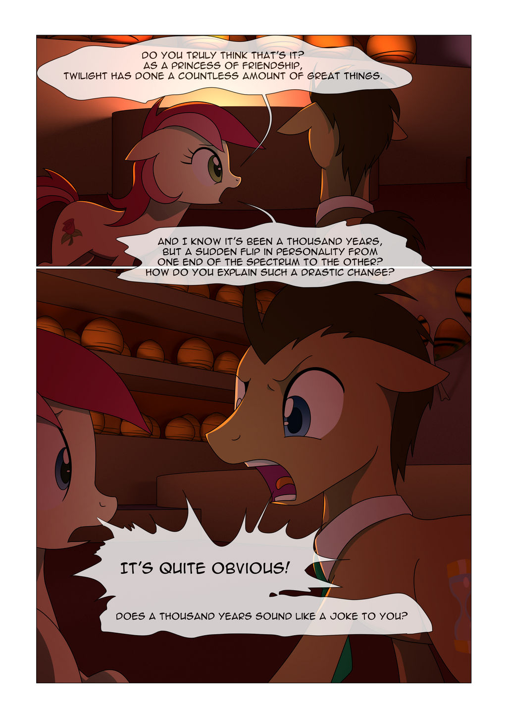 Recall the Time of No Return[Eng] - page 167