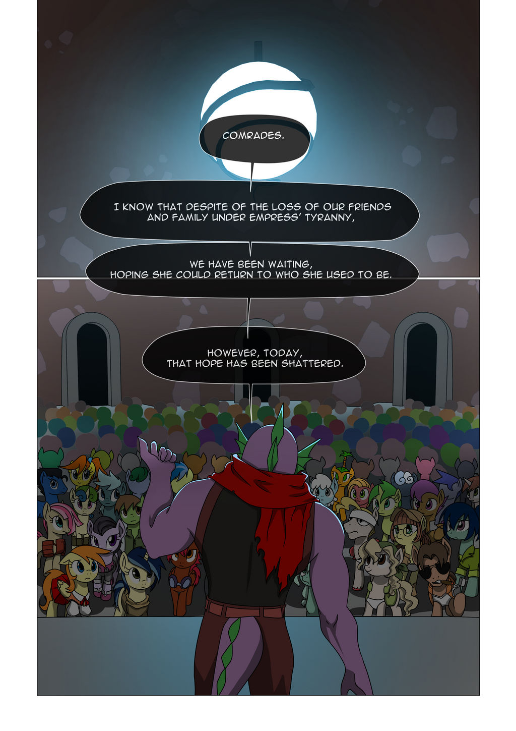 Recall the Time of No Return[Eng] - page 180