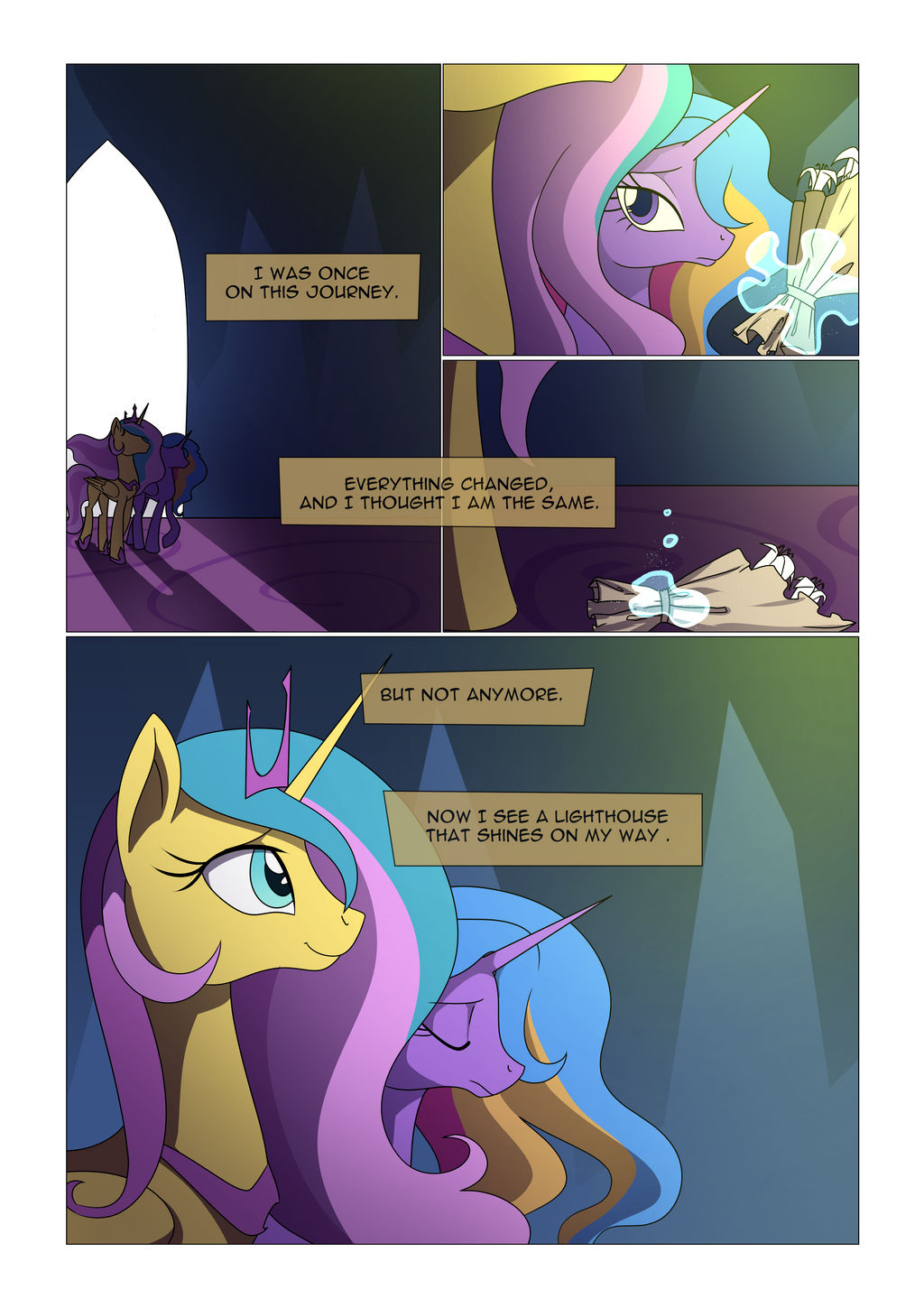 Recall the Time of No Return[Eng] - page 287 by GashibokA