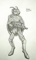 Conkrix space wanderer
