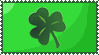 St. Patrick's Day Stamp by dbestarchitect
