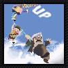 UP Movie Poster by dbestarchitect