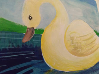 Duck by Paulami9564