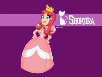 Princess Shokora by albertojz356