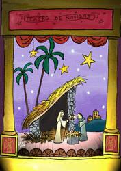 Teatro de Navidad by jarvworld