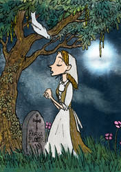 Tales from the Brothers Grimm: Cinderella by jarvworld