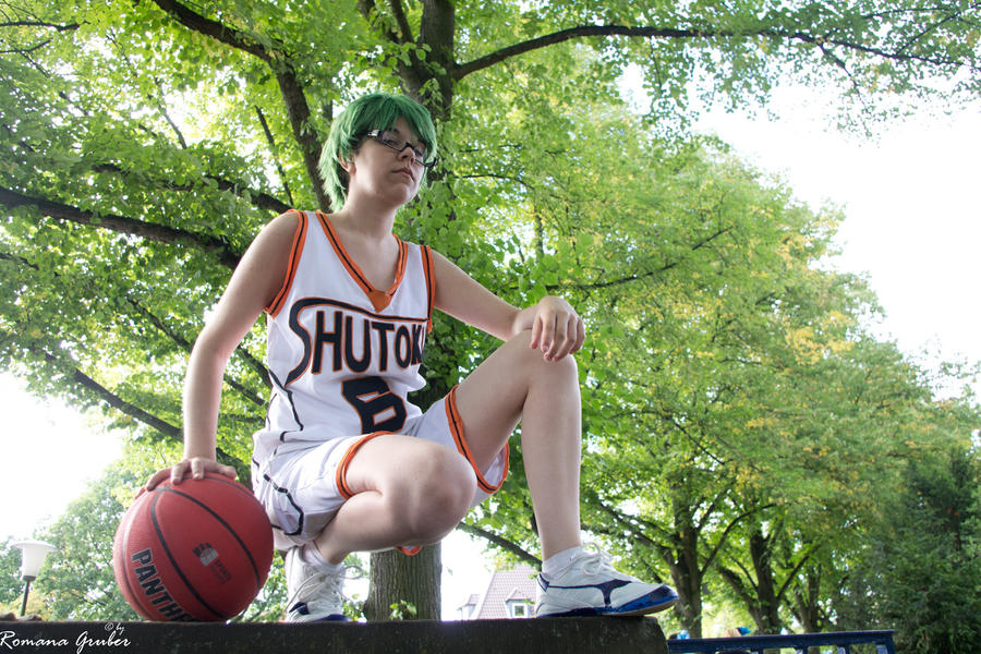 Kuroko no Basket - Someone is lucky by ValentineResha
