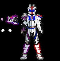 Kamen Rider Mach Chaser Altered by JoinedZero