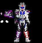 Kamen Rider Mach Chaser Altered