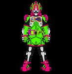 Kamen Rider Compit Sports Gamer LV 2