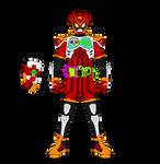 Kamen Rider Boxin Robots Gamer LV 2