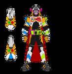Kamen Rider Slay Hunter Gamer LV 2