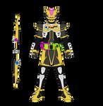 Kamen Rider Shogan Chambara Gamer LV 2