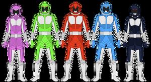Shuryo Sentai Huntager