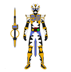 Kamen Bugster Typhoeus World Gamer LV MAX