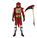 Kamen Rider Ash Torment Gamer LV 100