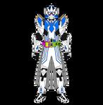 Kamen Rider Edon Ultima Victory Gamer