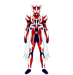 Kamen Rider Lucifer, The Ultimate God of Hell by JoinedZero
