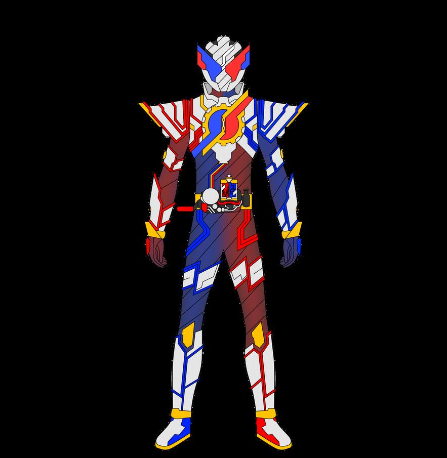 New Kamen Rider Game Build