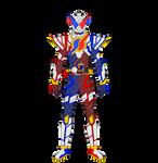 (Request) Kamen Rider Build Full Build Form