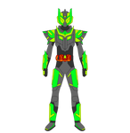 Kamen Rider Payback Nuclear Form