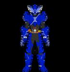 Kamen Rider Fuze WolfWolf Form
