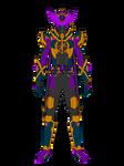 Kamen Rider Vile Shadow Form
