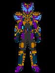 Kamen Rider Vile Leviathan Form