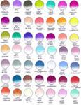 Prismacolor Color Chart 2