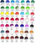 Prismacolor Color Chart 1