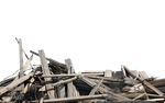 Free rubble PNG stock