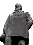 Statue5 Stock - PNG