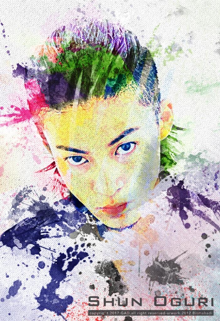 Crows Zero - Shun Oguri by Bismahadi on deviantART