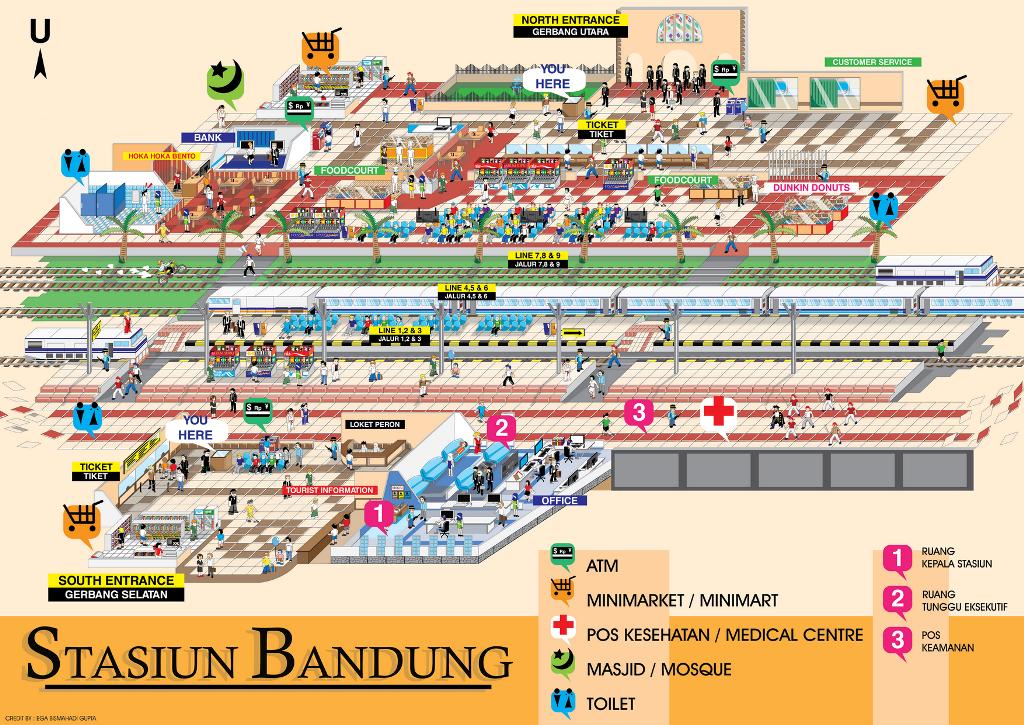 Stasiun bandung map by bismahadi on deviantart stasiun bandung map by bismahadi sciox Gallery