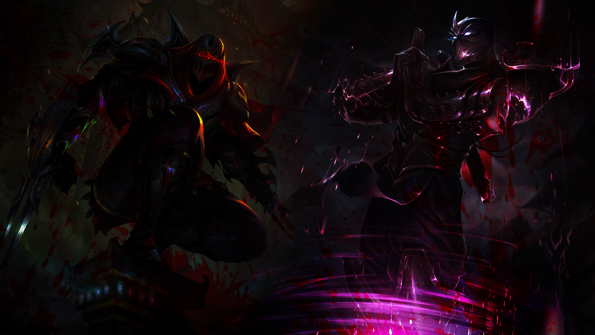 zed and shen wallpaper by xsurfspyx zed and shen wallpaper by xsurfspyx