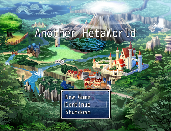Another HetaWorld - Game Demo by UraharaSteph