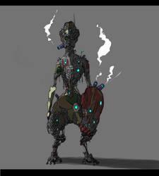 Character: Scavanger IAT-62 by DanilLovesFood