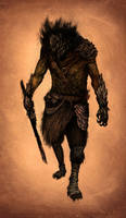 Orc by DanilLovesFood