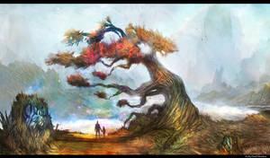 Tree of Wanderlust