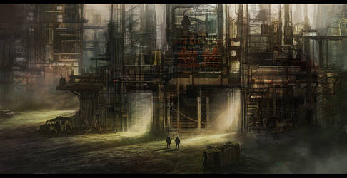 Industrial Stronghold