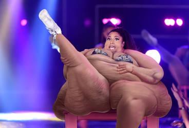 Immobile Nicki Minaj