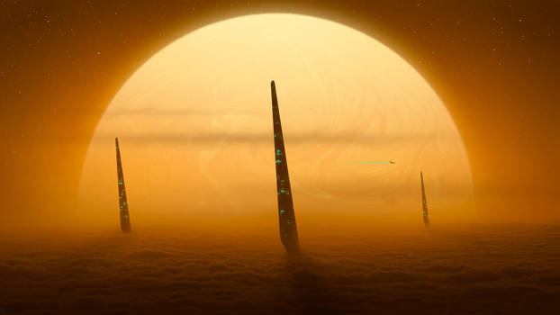 Astral Metropolis