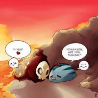 Pkmn - Cheer up Yomawaru by KotoriK