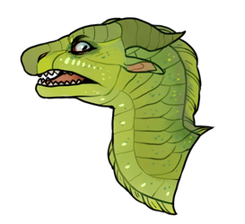what moray really looked like by Spookapi