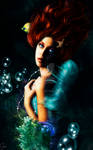 Deep Blue by Saphica8