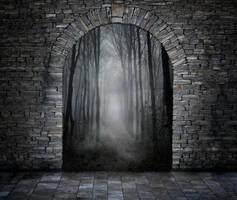Doorway by Saphica8