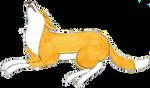 Canis (familiaris) hallstromi by RainforestWolf
