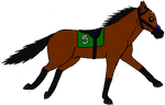 American Pharoah by RainforestWolf